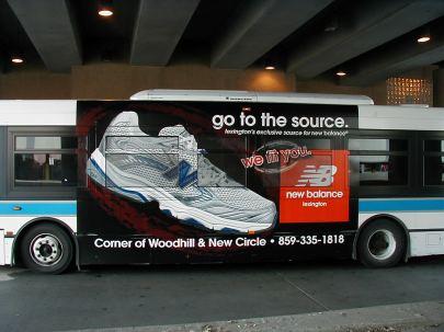 a giant shoe!